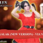 BOJO GALAK NEW VERSION   VIA VALLEN Karaoke
