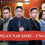 DENGAN NAFASMU  - UNGU Karaoke minus one no vocal indonesia