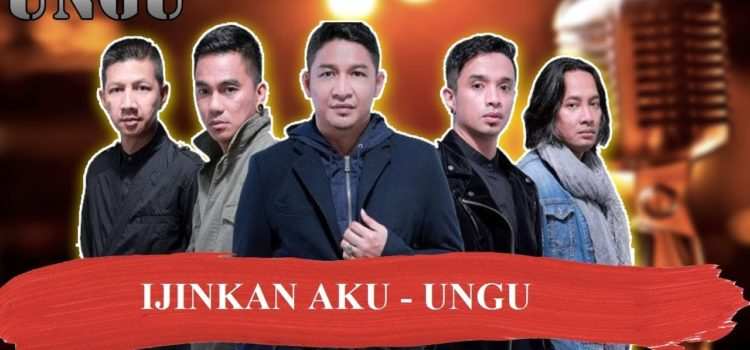 IJINKAN AKU –  UNGU Karaoke minus one no vocal karaoke party