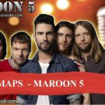 MAPS  -  MAROON 5 Karaoke minus one no vocal
