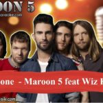 PayPhone  -  Maroon 5 feat Wiz Khalifa Karaoke no vocal instrumental